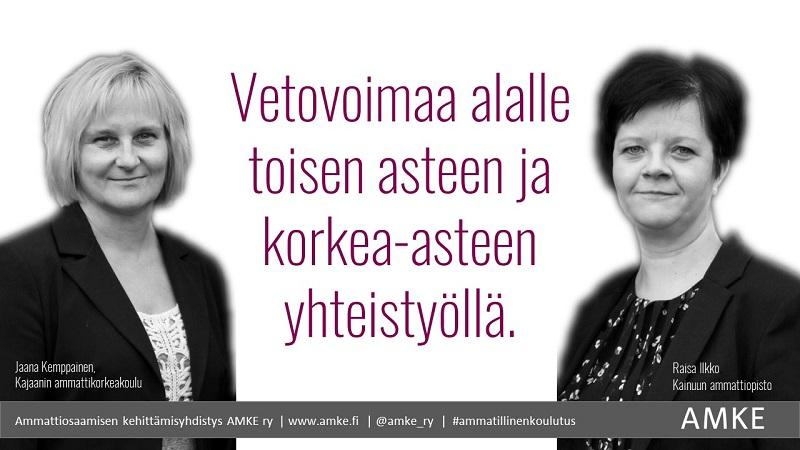 verkostoituminen på svenska