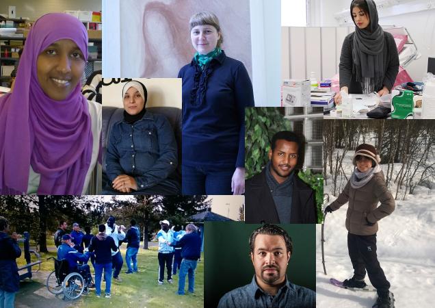 Monikulttuurisuus Lähihoitajan Työssä